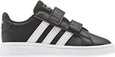 adidas Grand Court Schoenen Zwart EF0117