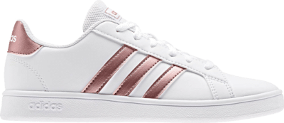 adidas Grand Court Schoenen Wit EF0101