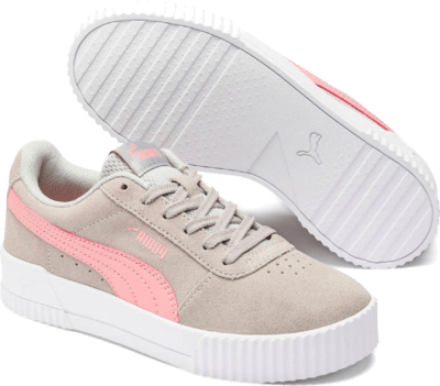Puma Carina Junior Paars 370532-0003