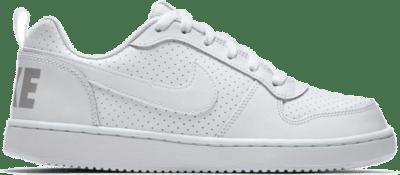 Nike Court Borough Low (GS) Wit 839985-100