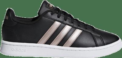 adidas Grand Court Schoenen Zwart F36486