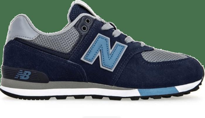 New Balance 574 Blue GC574FND