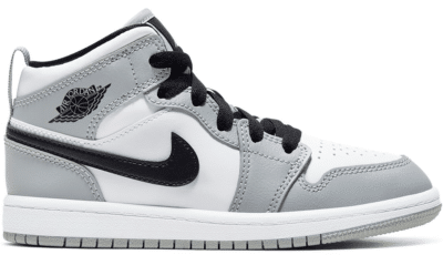Jordan 1 Mid Grey 640734-092