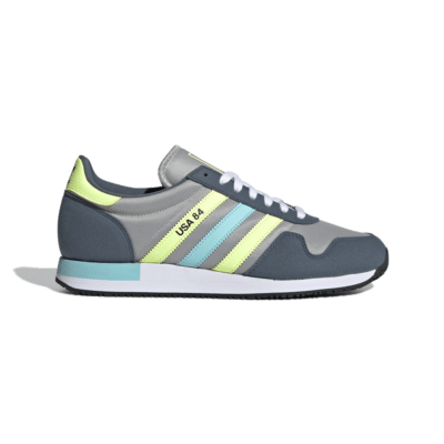 adidas USA 84 Metal Grey FX9326