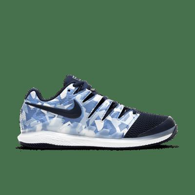 NikeCourt Air Zoom Vapor X Hardcourt Blauw AA8030-406
