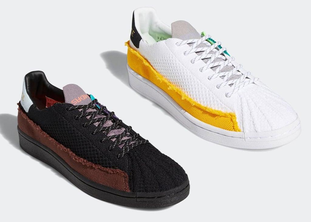 Drop it like it's hot! Nieuwe samenwerking tussen adidas en Pharrell Williams