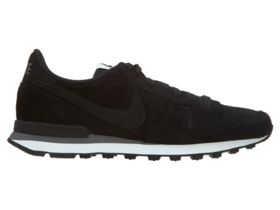 Nike Internationalist Leather Black Black-Dark Grey-White 631755-010