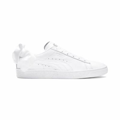 Puma Basket Bow White 367319 01