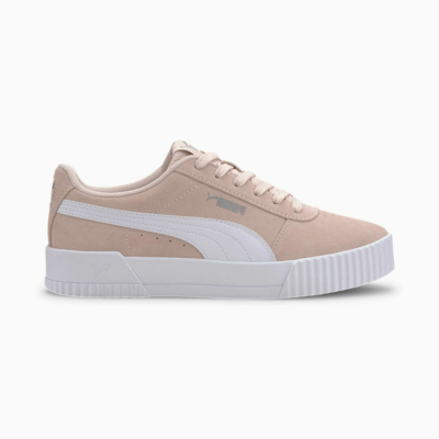 Puma Carina sneakers dames Roze / Wit 369864_12