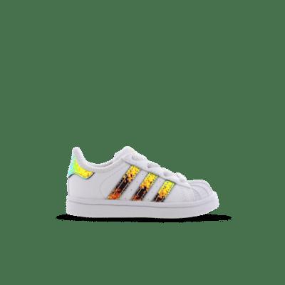 adidas Superstar Iridescent White G54736