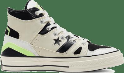 Converse CHUCK 70 E260 HI EGRET/GHOST GREEN/ZWART Egret/Ghost Green/Black 167829C