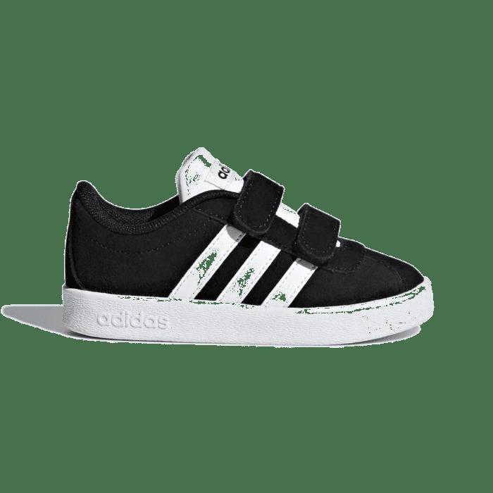 adidas VL Court 2.0 Core Black DB1833
