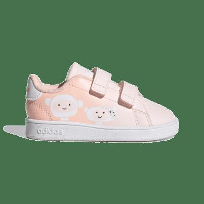 adidas Advantage Pink Tint FW4952
