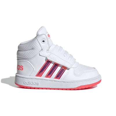 adidas Hoops 2.0 Mid Cloud White FW7609