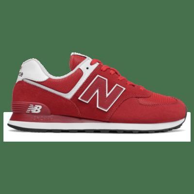 New Balance 574 Neo Crimson/Team Red