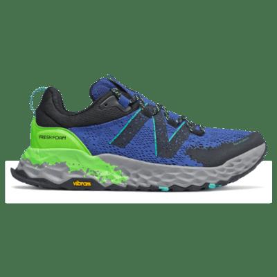 New Balance Fresh Foam Hierro v5 Cobalt Blue/Energy Lime