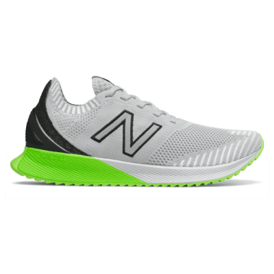 New Balance FuelCell Echo Light Aluminum/Black/Energy Lime