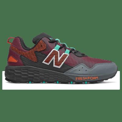 New Balance Fresh Foam Crag v2 NB Burgundy/Neo Flame