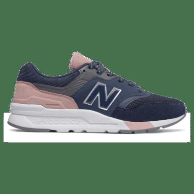 WoNew Balance 997H Natural Indigo/Saturn Pink