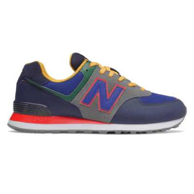 Herren New Balance 574 Pigment/Energy Red ML574MD2