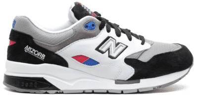 New Balance CM1600 White Black CM1600GO
