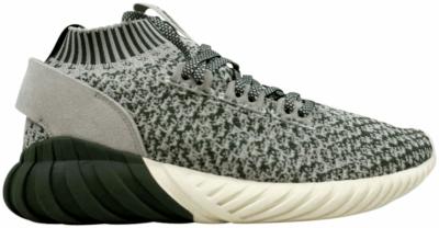 adidas Tubular Doom Sock Primeknit Green CQ0945