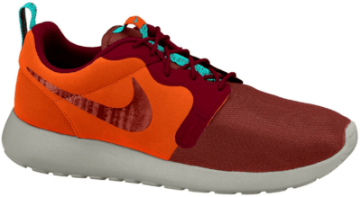 Nike Roshe Run Hyperfuse Team Orange 636220-801