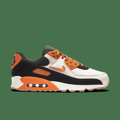 "Nike AIR MAX 90 PREMIUM ""SAFETY ORANGE"" CJ0611-100"