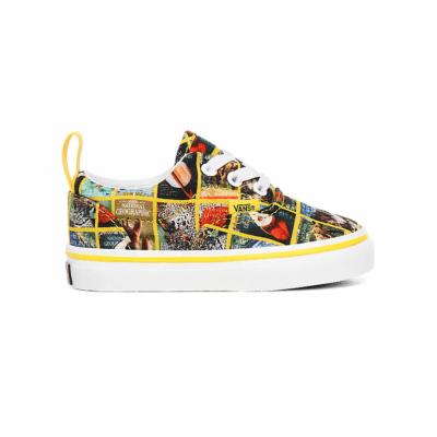 VANS Vans X National Geographic Era-schoenen Met Elastische Veters Voor Peuters  VN0A4P39WJZ