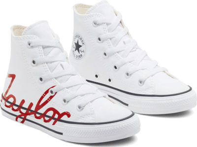 Converse CTAS HI WIT/UNIVERSITY RED Red 667595C