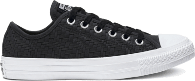Converse Chuck Taylor All Star Woven Low Top Black/ White 564355C