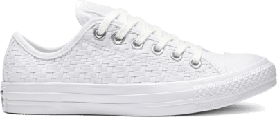 Converse Chuck Taylor All Star Woven Low Top White/Egret/White 564354C