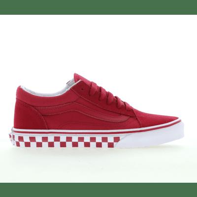 Vans Old Skool Checkerboard Red VN0A32QHRDZ
