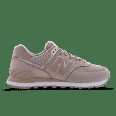 New Balance 574 Pink WL574NBM