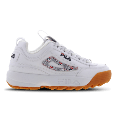 Fila Disruptor II Haze Branding Gum White 3FM00597-125