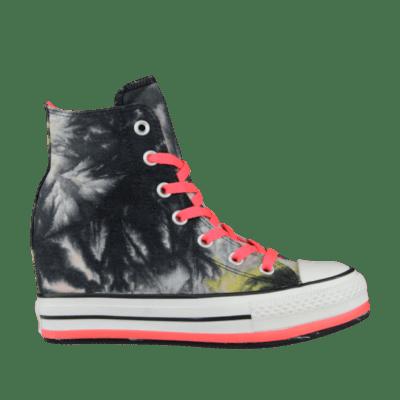 Converse Chuck Taylor All Star Platform Plus Black 542625F