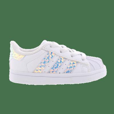 adidas Superstar Iridescent 3D White CG3598