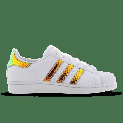 adidas Superstar 3D Iridescent White F99726