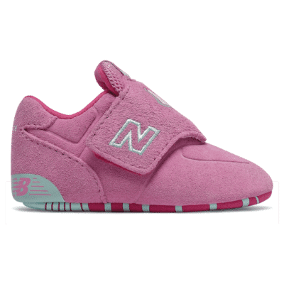 New Balance Hook and Loop 574 Day at the Zoo Light Carnival/Pink