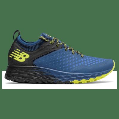 New Balance Fresh Foam Hierro v4 Blue/Black/Sulphur Yellow
