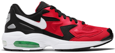 Nike Air Max 2 Light Black Red Electro Green AO1741-003