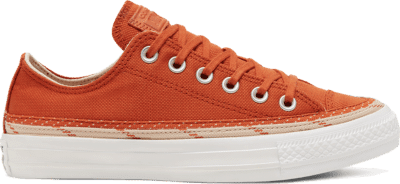 Converse Trail to Cove Chuck Taylor All Star Low Top voor dames Venetian Rust/Shimmer/White 567640C