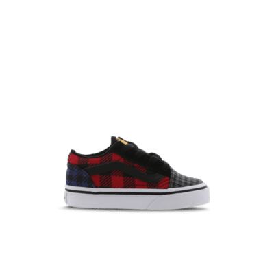 Vans Old Skool What The Buffalo Red VN0A3TFY03I