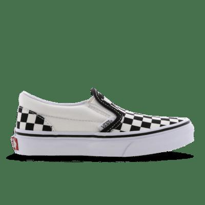 Vans Classic Slip-On Checkerboard Black VZBU5GU