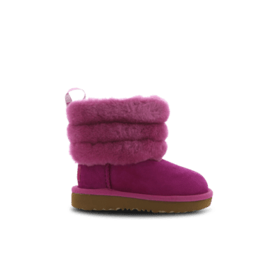 UGG Fluff Mini Quilted Pink 1103612T-FUS