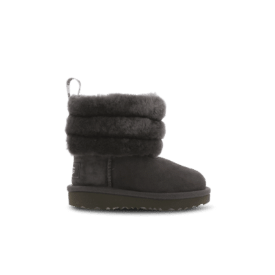 UGG Fluff Mini Quilted Grey 1103612T-CHRC