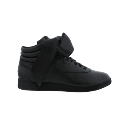 Reebok Freestyle Hi Satin Bow Black CM8904