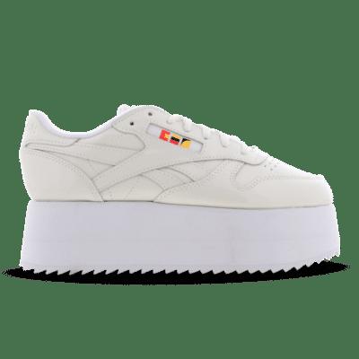 Reebok X Gigi Hadid Classic Leather Triple Platform White DV4110
