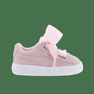 Puma Suede Heart Pink 365008 08