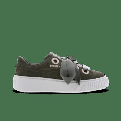 Puma Platform Kiss Grey 367459 02